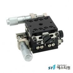 [SS2-4018L,R,C] 알루미늄 XY-Stage 40x40