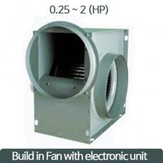 Build in Fan with electronic unit (Accessories) [SH-FAN Series]