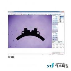 스캔비디오메타용 측정 소프트웨어 [QV-200]