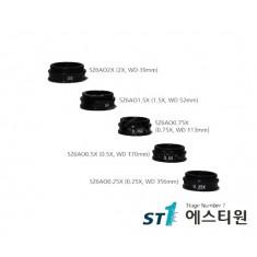 보조대물렌즈 0.75X (SZ6용) [SZ6AO0.75]