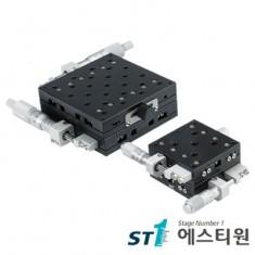 [SS2-150L,R,C] 알루미늄 XY-Stage 150x150