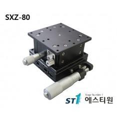 [SXZ-80]XZ-axis Stage 80