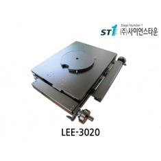 [LEE-3020] XY 300mm 수동 스테이지