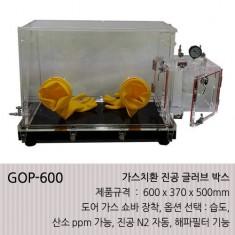 [GOP-600] 진공 글로브 박스 (가스치환)