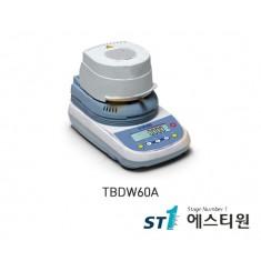 고정밀 수분측정기 (함수율 측정기) 100mm,60g,0.0001g/0.001% [TBDW60A]