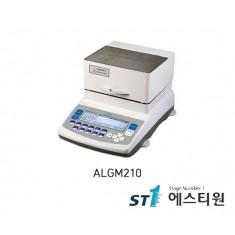 고정밀 수분측정기 (함수율 측정기) Electronic moisture analyser [ALGM210]