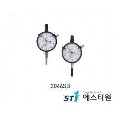 다이얼인디게이터Φ57-표준형,평백 [2046SB]
