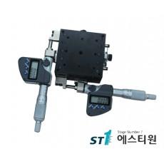 디지매틱 마이크로미터 XY스테이지 [SS2-80-DM]