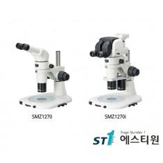 실체현미경 줌배율타입 6.3x ~ 80x (12.7:1) [SMZ1270,SMZ1270i]
