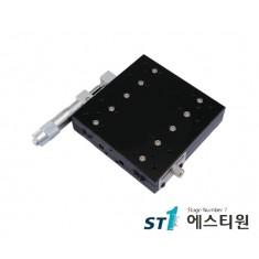 X축 수동 스테이지 125X125 [SLX125-L]