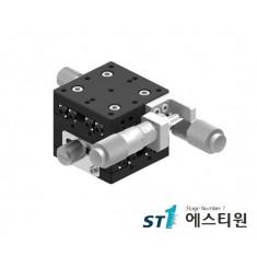 XY축 수동 스테이지 40X40 [SLY40-R]