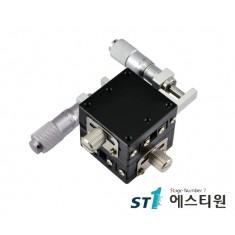 XY-Stage Slim Type (볼베어링타입) 40x40 [SLGY40-L]